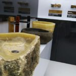 Natural Stone Onyx Sink countertop