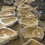 Wild onyx sink - Natural onyx washbasin