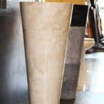 Marble Pedestal Wash Basins