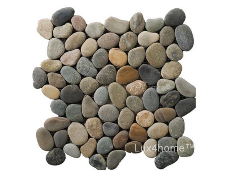 Multicolour Pebble Tiles