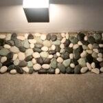 White Green Pebble Mosaic producer