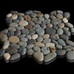 Colorful Pebble Tiles - Pebble Mosaic