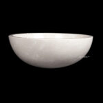 White sinks - stone sinks