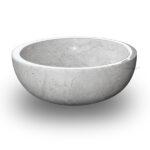 Cream Marble Sink - Stone washbasins