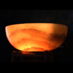 Lighted Onyx Sinks - Illuminated Onyx SInk