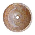 Round Marble Sink manufacturer