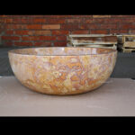 Natural Marble Washbasins
