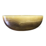 Natural Onyx Sink - Yellow Onyx washbasin