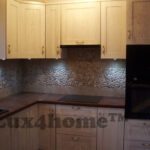 Pebble Stone Mosaic Tile - Maluku Tan
