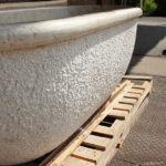 Natural Marble Stone Bathtub