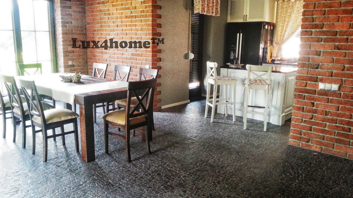 Stone mosaic Lux4home