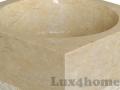 Freestanding marble sinks CRL 142