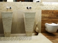 pedestal stone sinks Lux4home