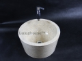 crema marble sinks