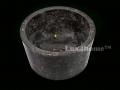 black marble basin