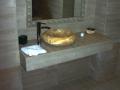 Round Onyx sinks - Stone Sinks Onyx