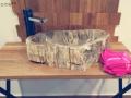 petrified wood sinks for sale