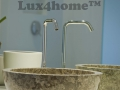 Black grey marble sinks - marble wash basins