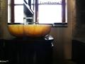 Onyx wash basin