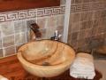 Vanity onyx sink - stone sinks onyx