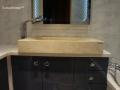 marble creme sinks