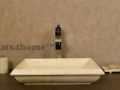 flat sink
