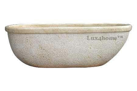 Marble Soaking Bathtub - Natural Marble Tubs