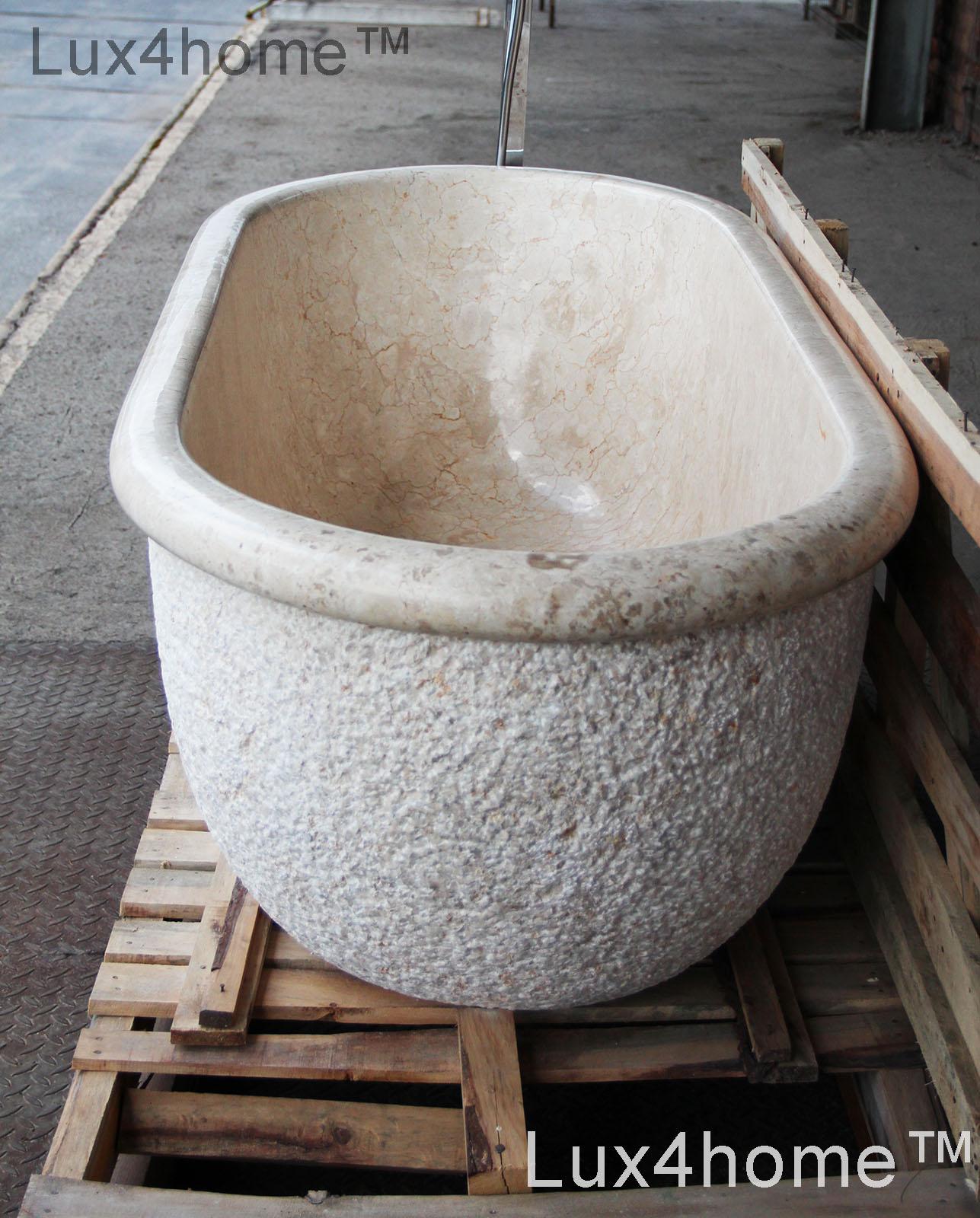 Soaking Stone Tub - Marble Bathtubs