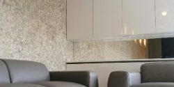 Pebble Tile Wall (4)