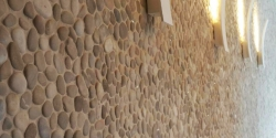 Pebble Tile Wall (11)