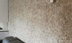 Pebble Tile Wall (1)