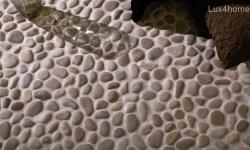 Beige Pebble Tile - Pebble Tiles Beige