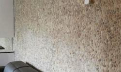 Pebble Tile Wall (1)