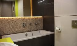 bathroom pebbles - Beige Pebble Tile