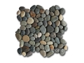 Colorful Pebble Tiles - Pebble Mosaic