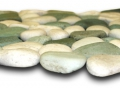Sea-Green-and-White-Pebble - Pebble Stone