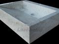 crema marble sink