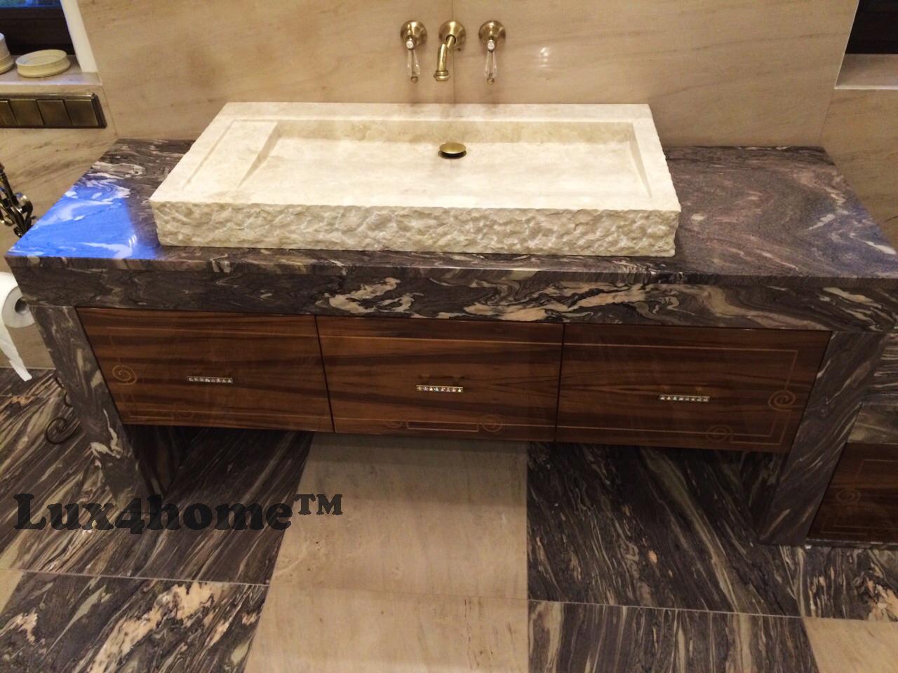 How To Choose A Stone Washbasin Amp Onyx Sinks Bathroom