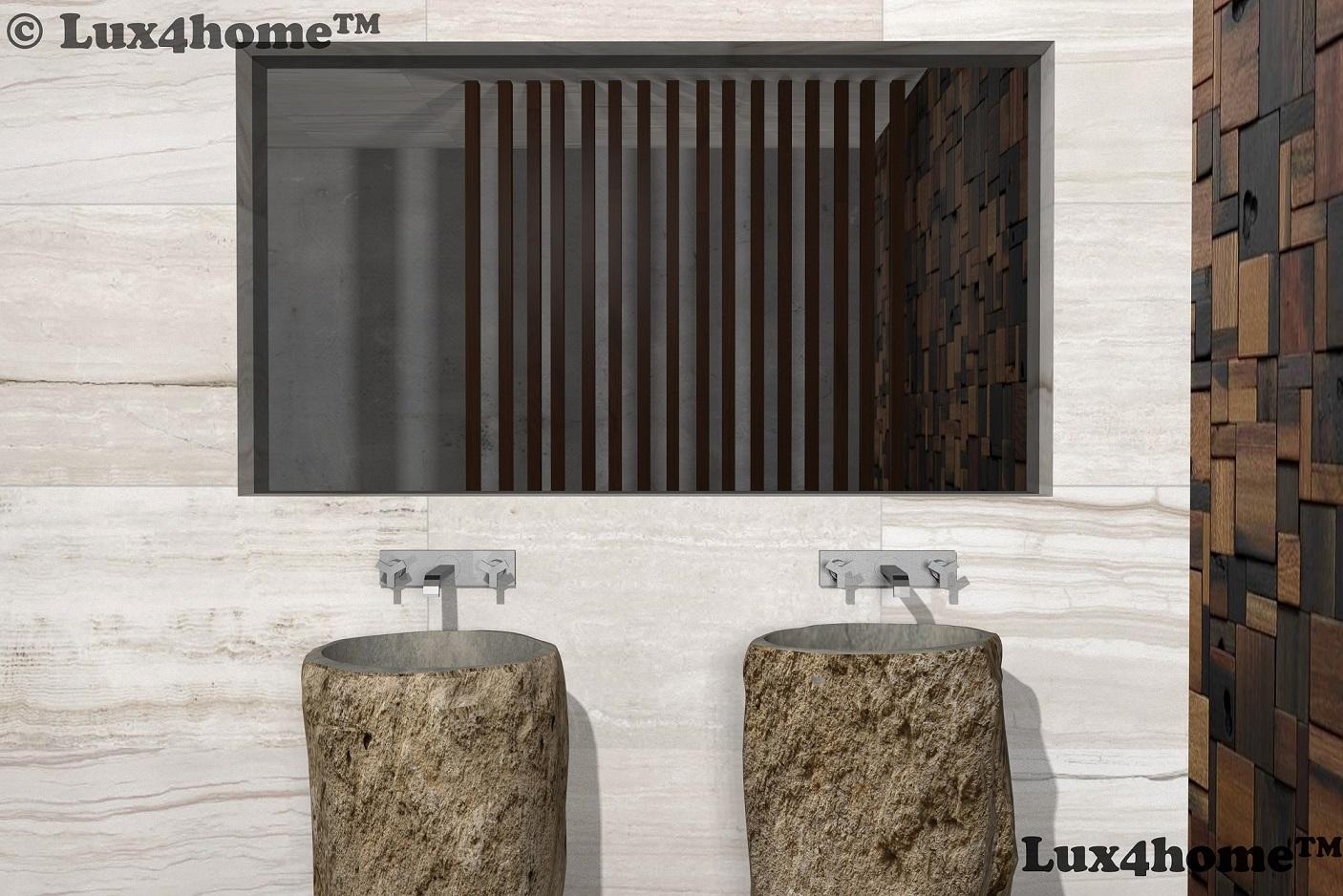 River stone bathtub manufacturer lux4home for Channel 4 bathroom design ideas