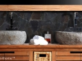 natural stone wash basin vessel - stone sinks