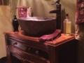 stone bathroom sinks - stone wash basins