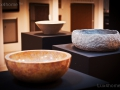 stone bathroom sinks - stone wash basins
