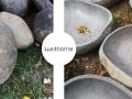Stone sinks Indonesia