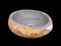 River stone sink marnufacturer - River stone washbasins