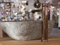 Stone Sink wood vanity top