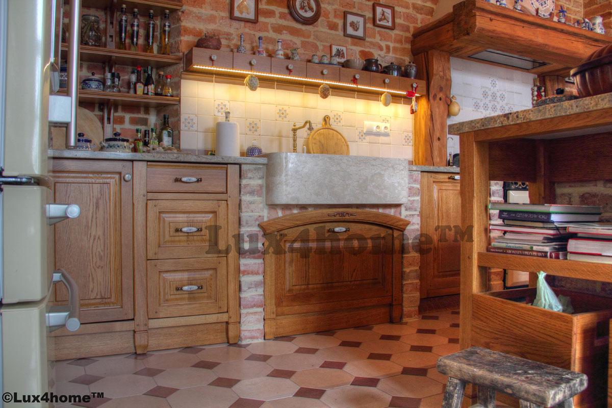 marble kitchen sink