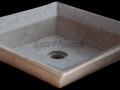 retro stone sink