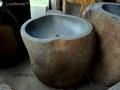 Natural Stone Pedestal Sink