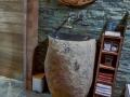 Freestanding Stone Sink - Pedestal Stone Basin