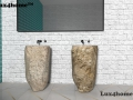 Stone Tubs - River Stone Bathtub